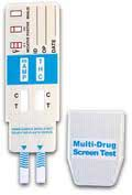 2 Panel Drug Test Dip (THC & mAMP)