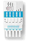 9 Panel Drug Test Dip (COC-AMP-mAMP-THC-MTD-OPI-PCP-BAR-BZO)