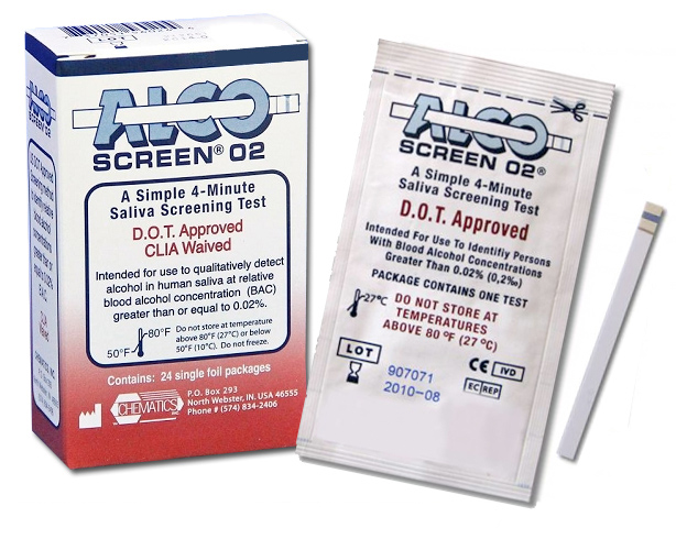 AlcoScreen .02 (box of 24)