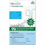 Hair Confirm Prescription Drug Test - home kit