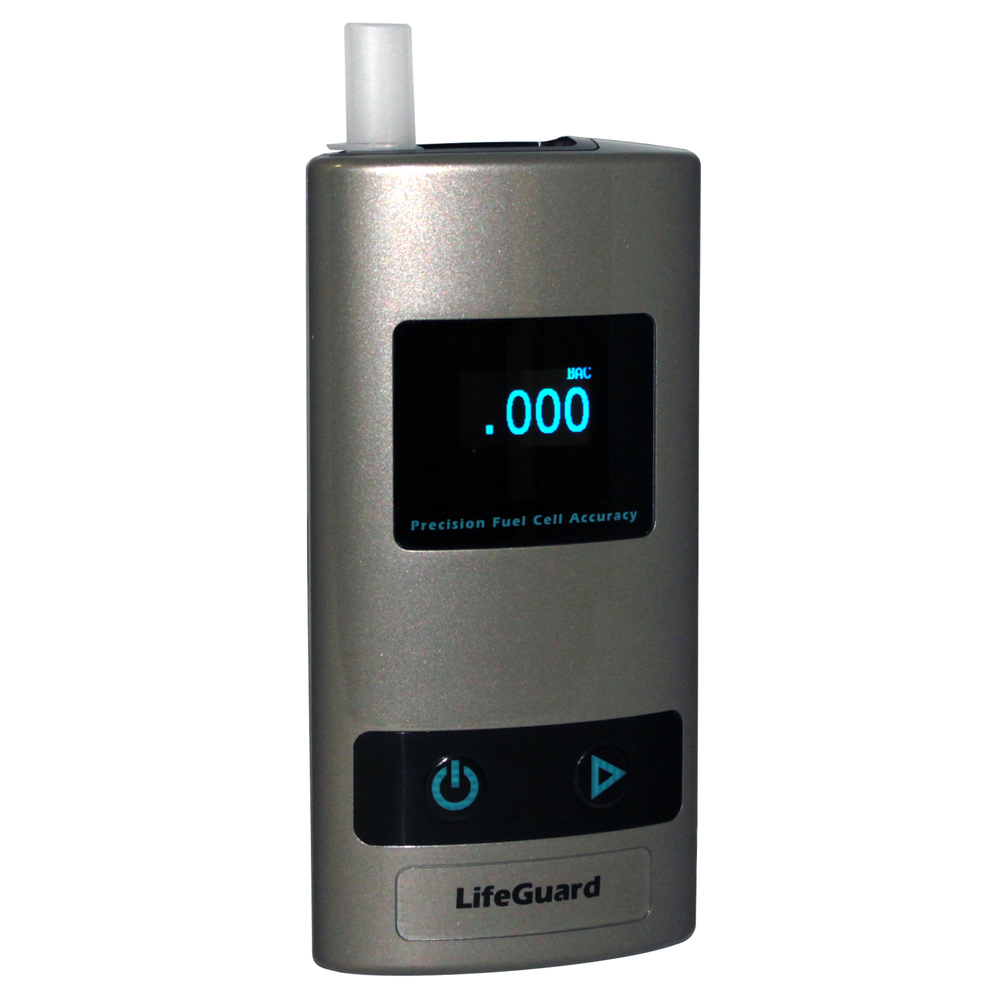 LifeGuard Personal Breathalyzer