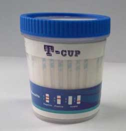14 Panel T-Cup (w/BUP & TCA)